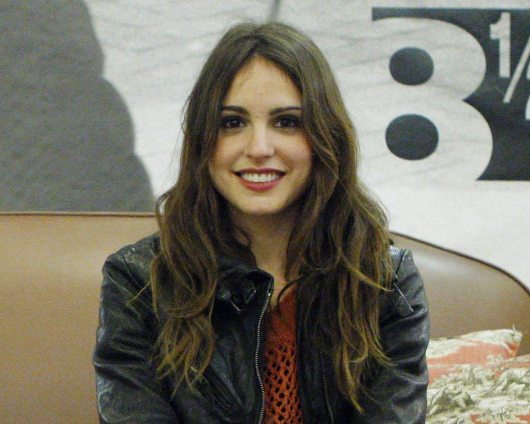 La actriz protagoniza «Seis puntos sobre Emma»