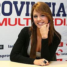 Tharna Tirado, Miss Valencia